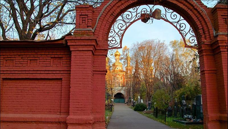 Адрес Новодевичьего кладбища: